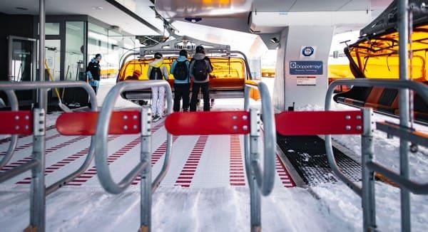 Moderne Seilbahnen © Snow Space Salzburg, Christian Schartner